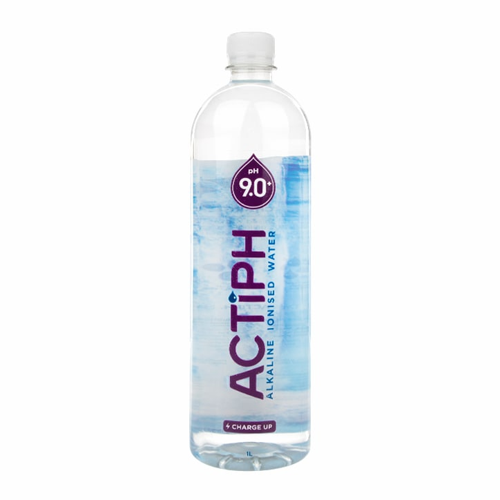 ActiPH Alkaline Ionised Water 1Ltr