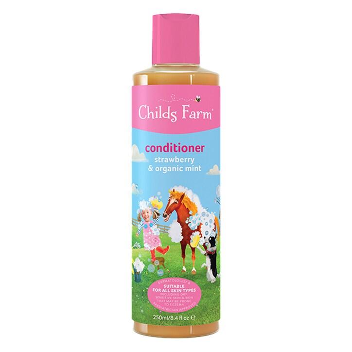 Childs Farm - Conditioner - Strawberry & Mint 500ml