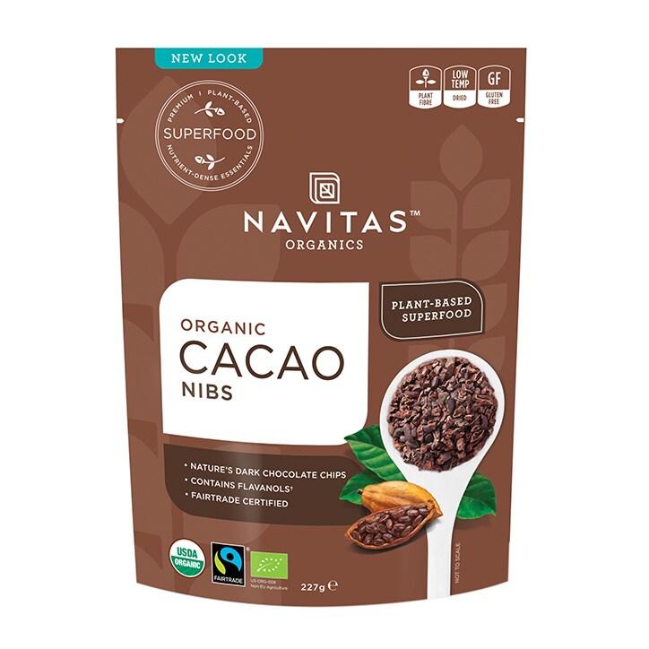 Navitas Cacao Nibs 227g