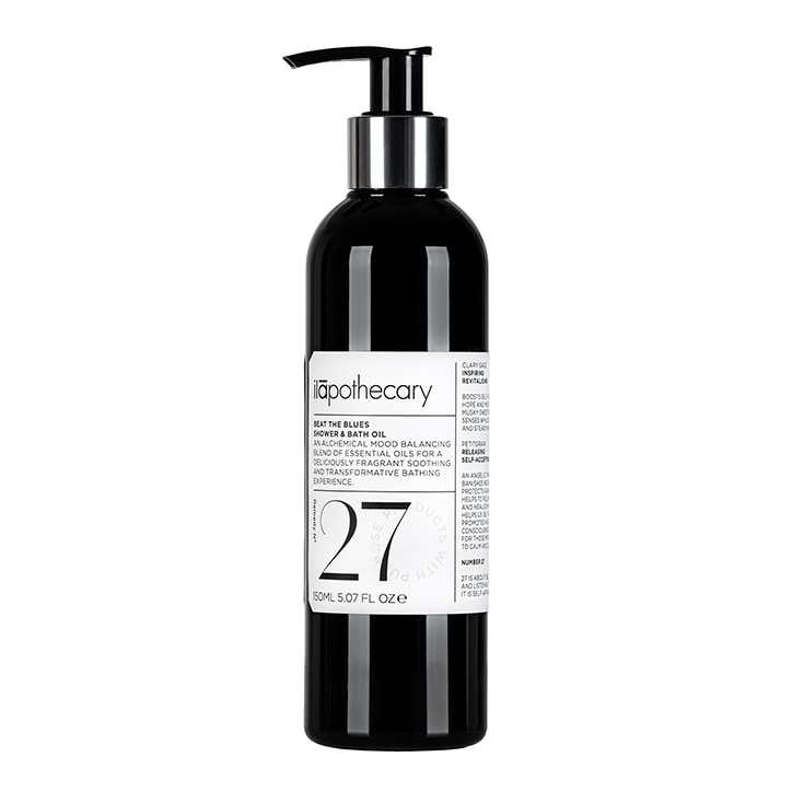 Ilapothecary Beat the Blues Shower & Bath Oil 150ml
