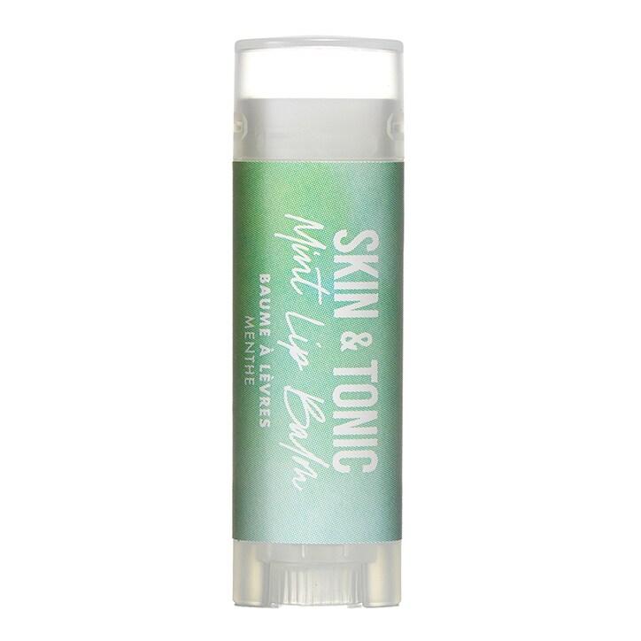 Skin & Tonic - Peppermint Lip Balm 4.3g