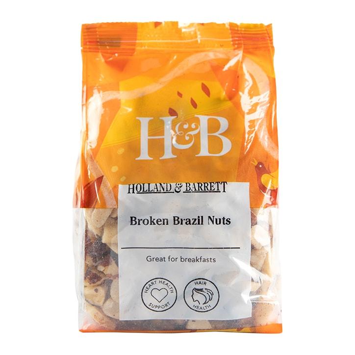 Holland & Barrett Brazil Nut Pieces 225g