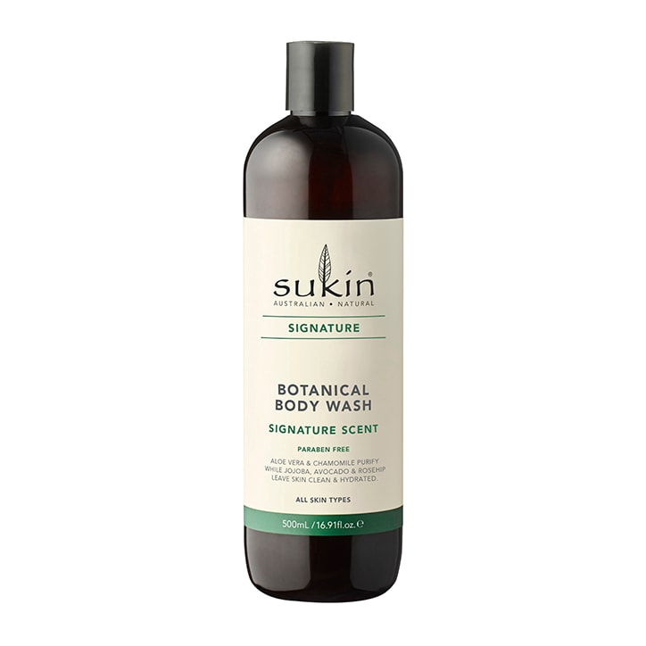 Sukin Botanicals Body Wash 500ml