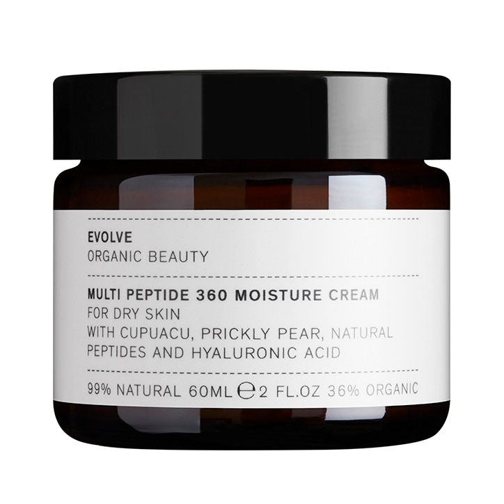 Evolve Multi-Peptide 360 Moisture Cream 60ml