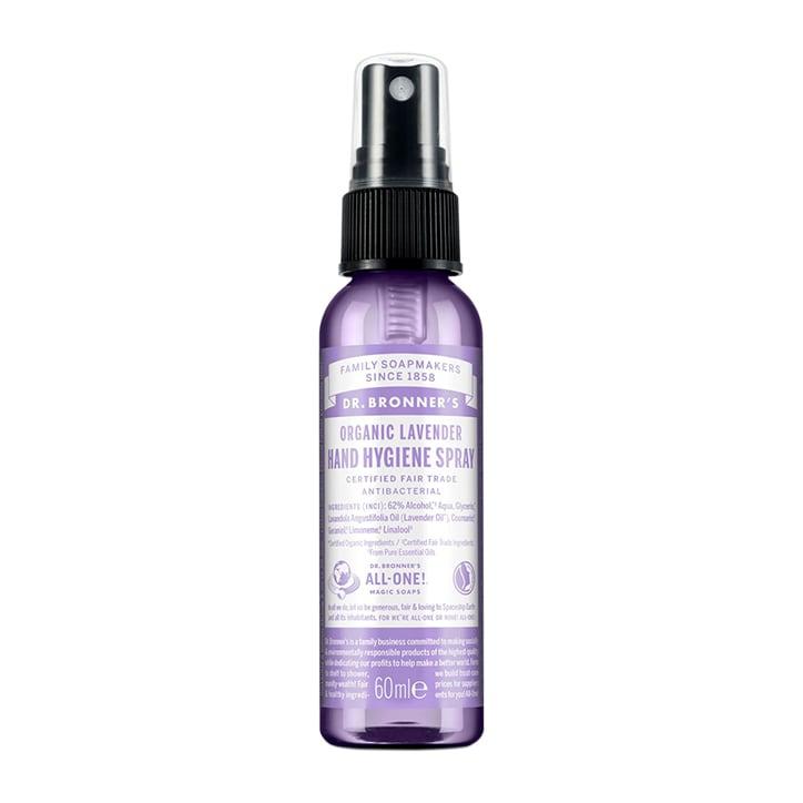 Dr Bronner's Lavender Hand Hygiene Spray 60ml