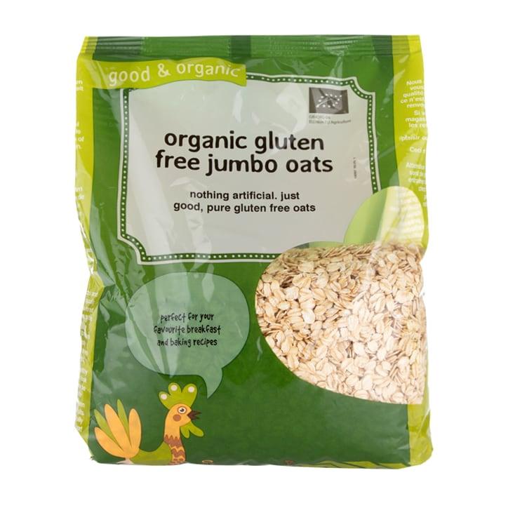 Holland & Barrett Organic Gluten Free Jumbo Oats 1kg