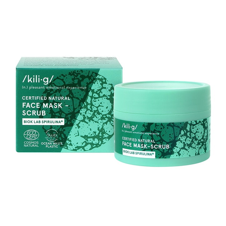 Kilig Face Mask - Scrub