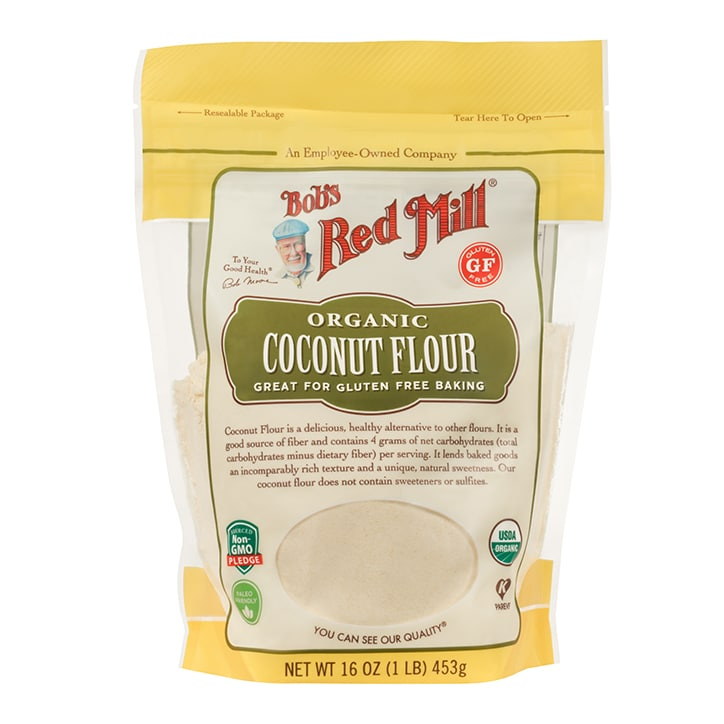Bobs Red Mill Organic Coconut Flour 454g