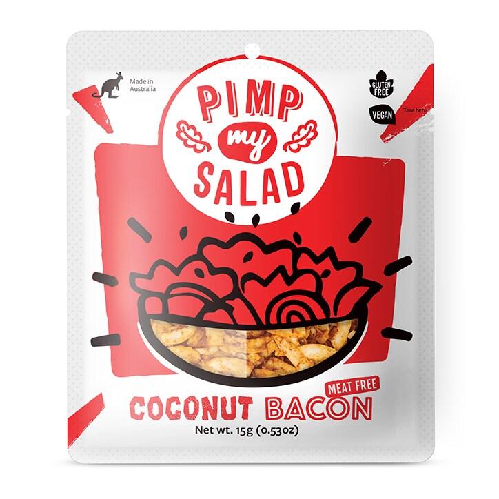 Pimpmysalad Coconut Bacon Sachet 20g