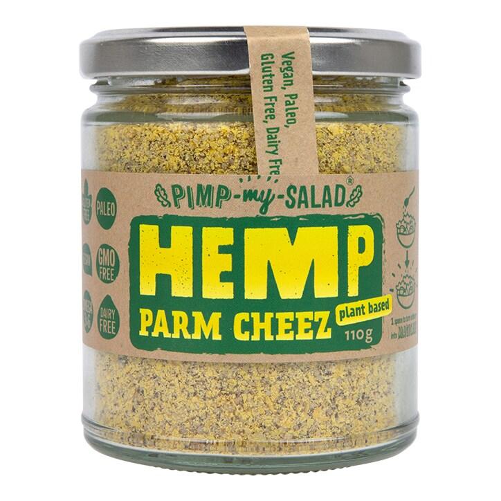 Pimpmysalad Hemp Parm Cheez Jar 120g