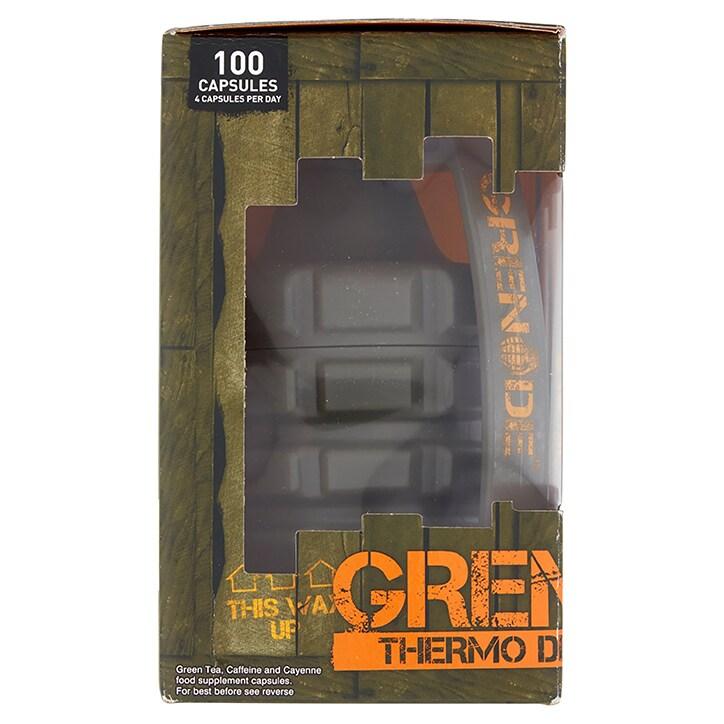 Grenade Thermo Detonator Informed Sport Formula 100 Capsules