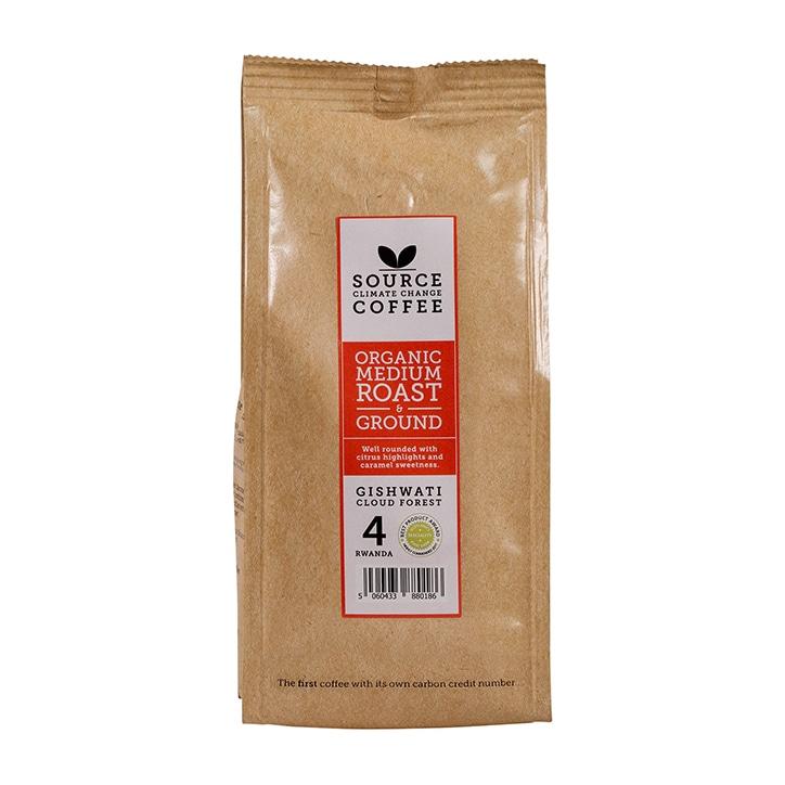 Source Climate Change Coffee Rwanda Roast & Ground 227g