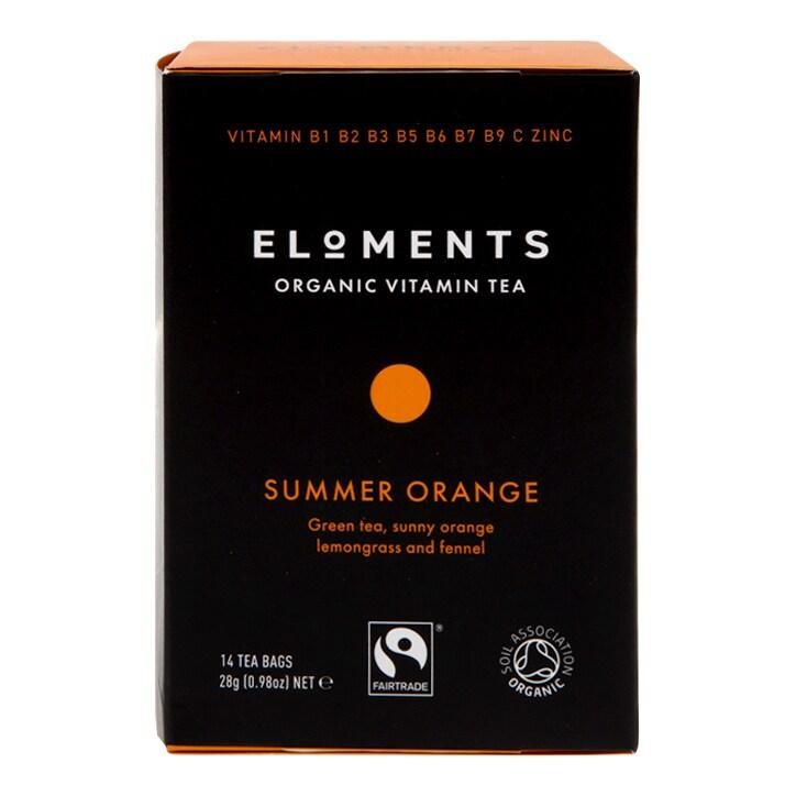 Eloments Summer Orange Vitamin Tea 14x bags