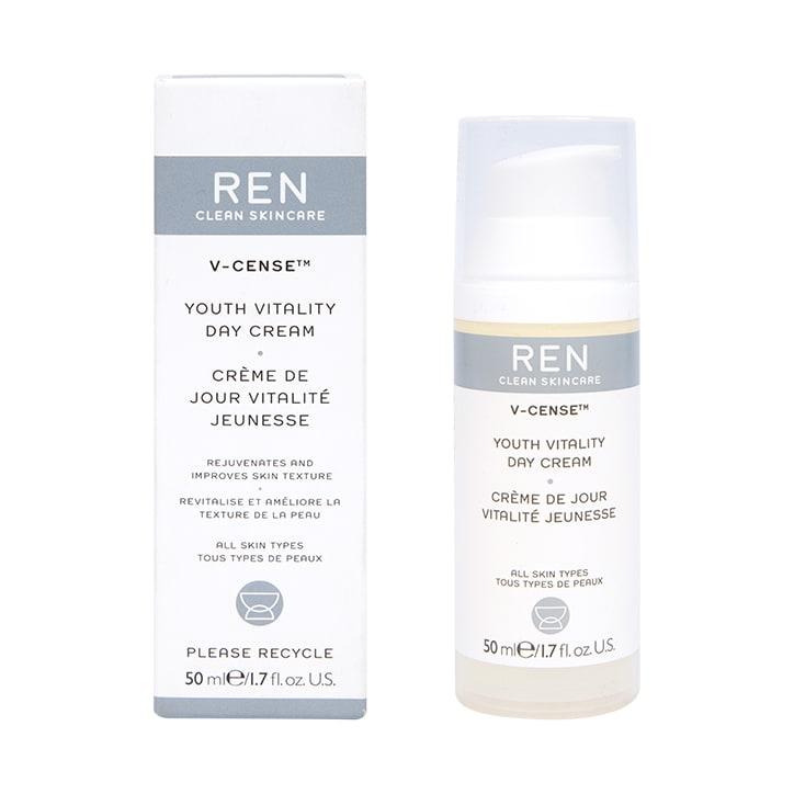 REN V-Cense Vitality Day Cream