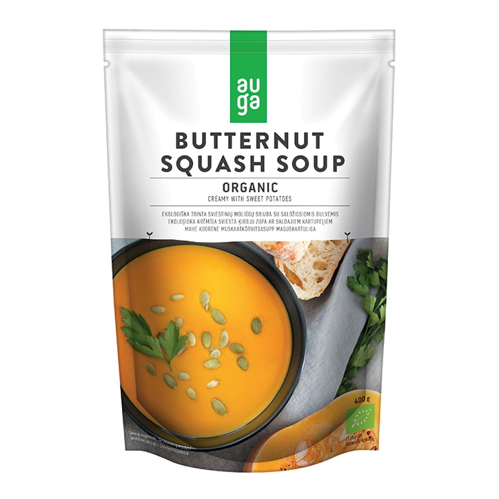 Auga Organic Butternut Squash Soup 400g