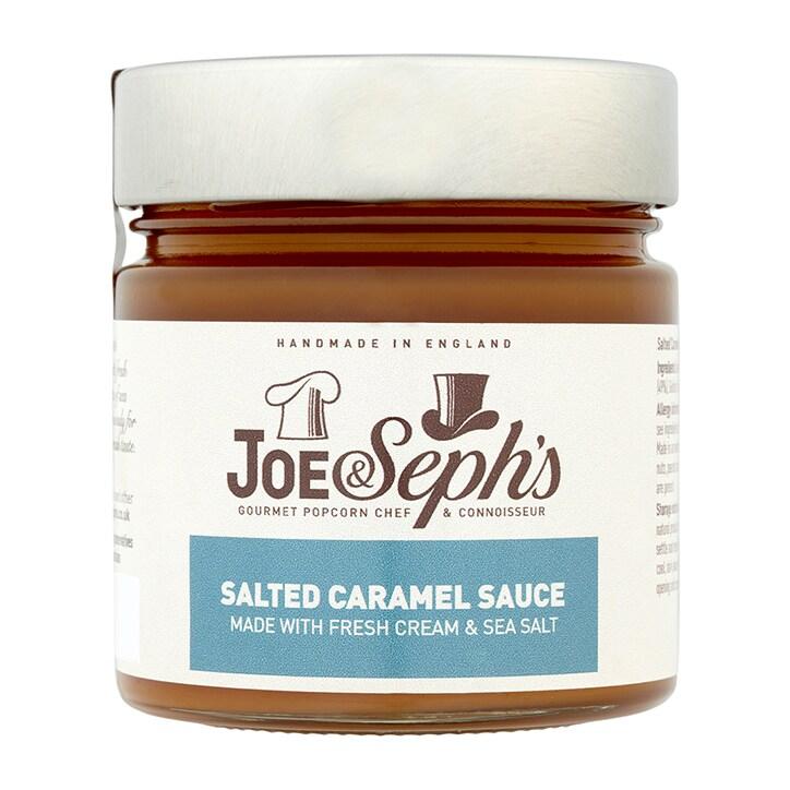 Joe & Sephs Salted Caramel Sauce 230g