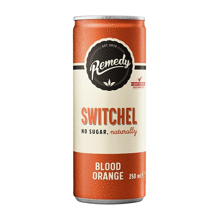 Remedy Switchel Blood Orange 250ml