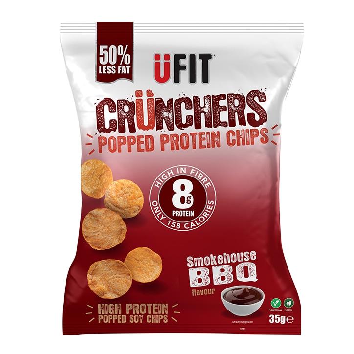 UFIT Crunchers BBQ 35g