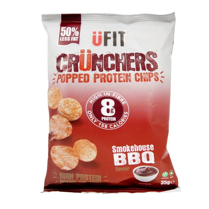 UFIT Crunchers BBQ 11 x 35g