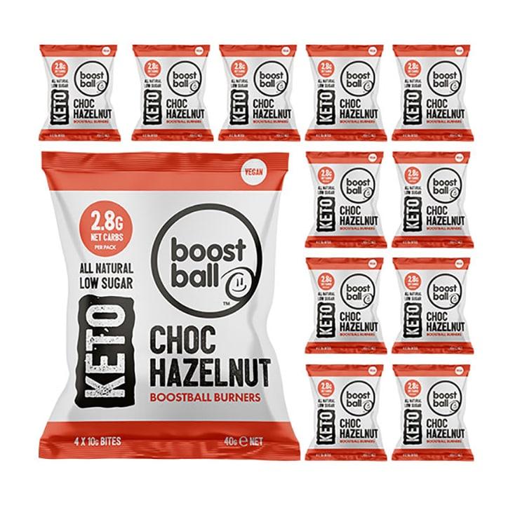 Boost Ball Keto Choc Hazelnut 12 x 40g