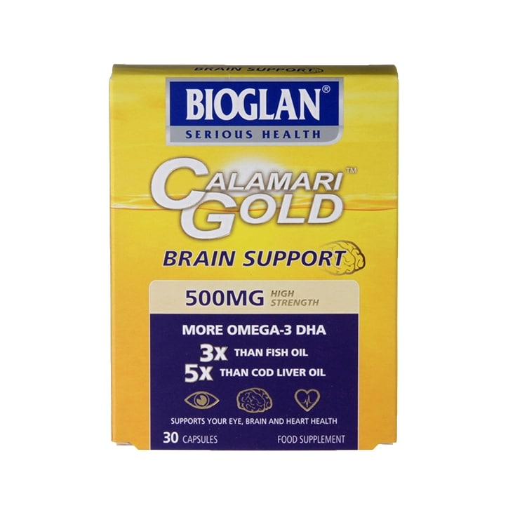 Bioglan Calamari Gold 500mg 30 Capsules