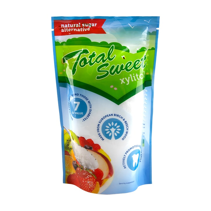 Total Sweet 100% Natural Xylitol Sugar Alternative 1kg