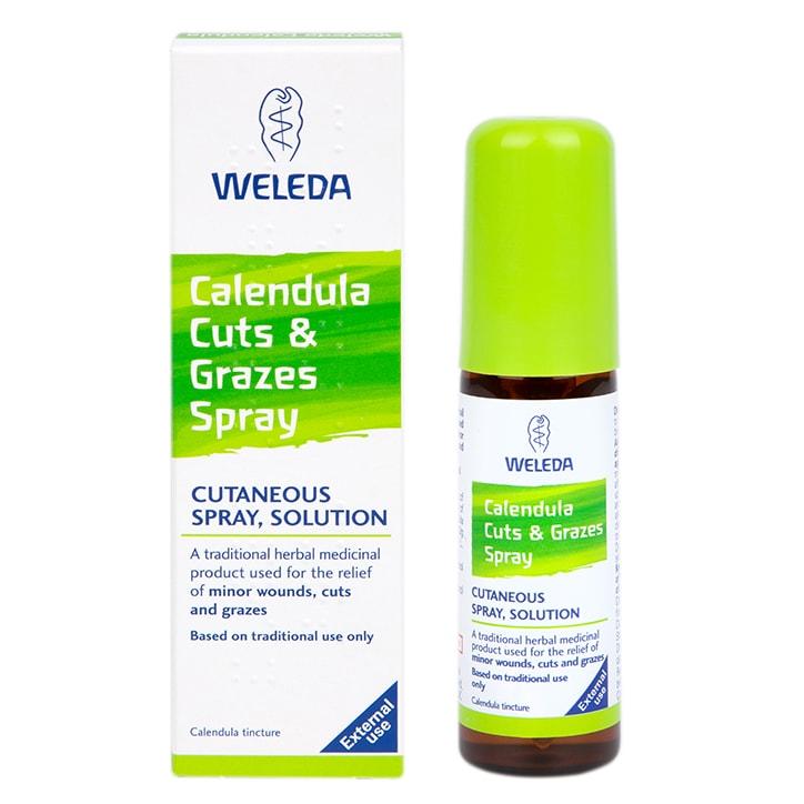 Weleda Calendula Cuts & Grazes Spray 20ml