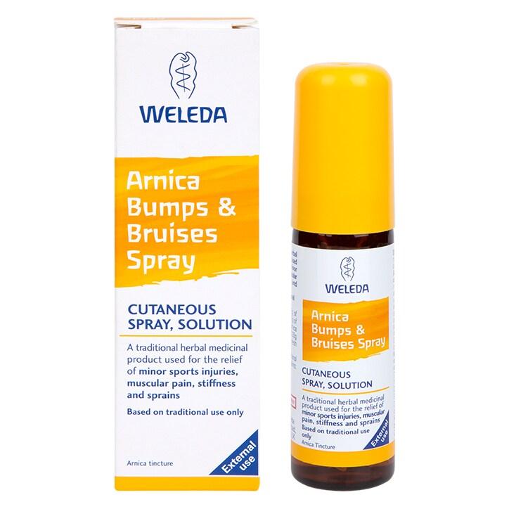 Weleda Arnica Bumps & Bruises Spray 20 ml
