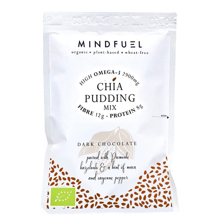 Mindfuel Chia Pudding Mix - Dark Chocolate 50g
