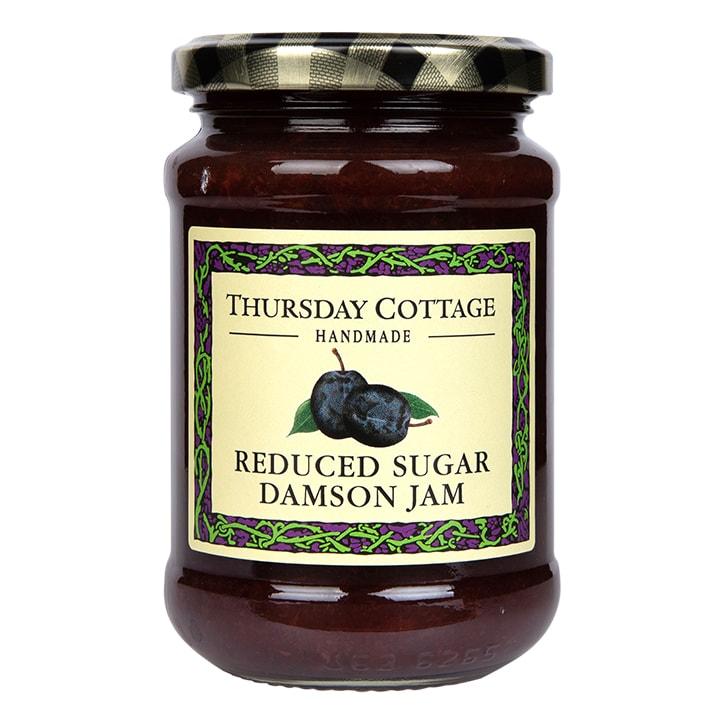 Thursday Cottage Reduced Sugar Damson Jam 315g