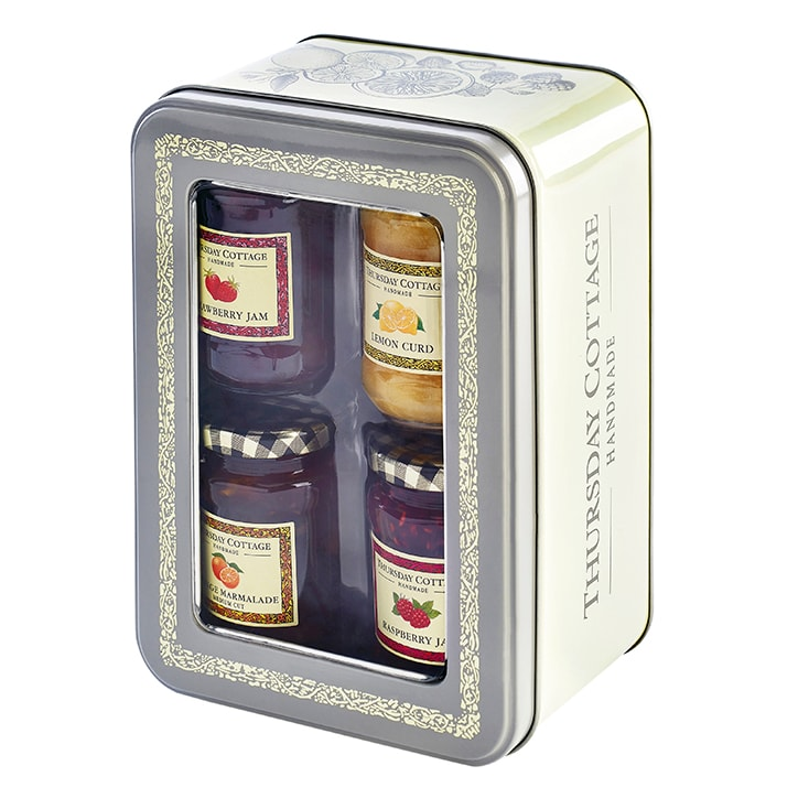 Thursday Cottage Traditional Gift Tin (112gx4)