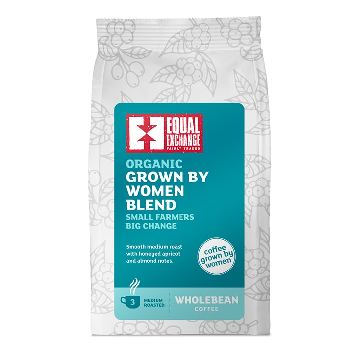 Equal Exchange Roast Ground Womens Coffee 227g