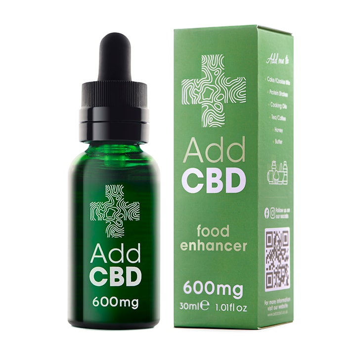AddCBD Food Enhancer 600mg