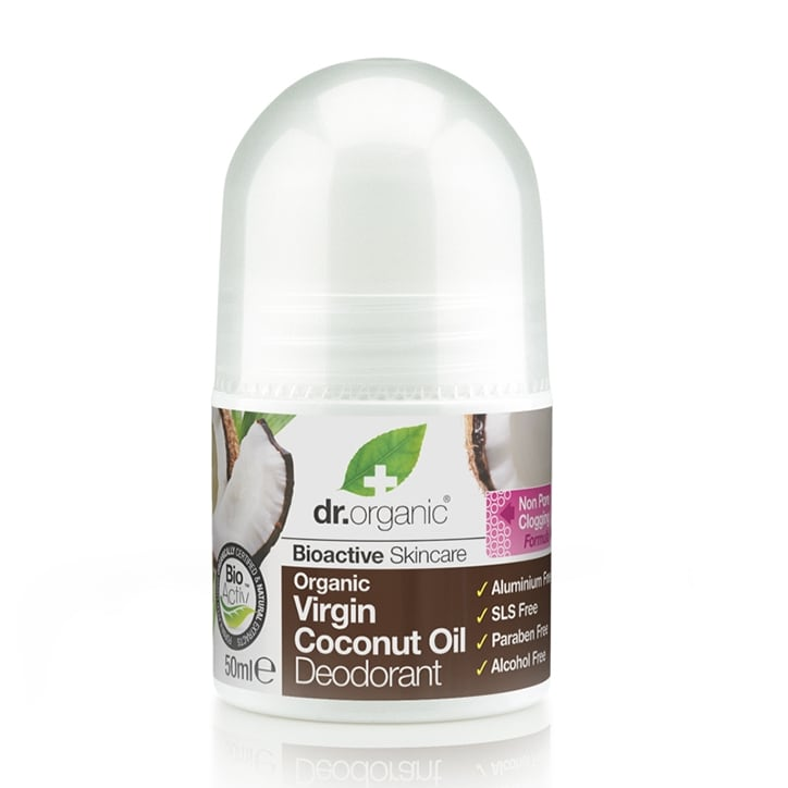 Dr Organic Virgin Coconut Oil Deodorant 50ml