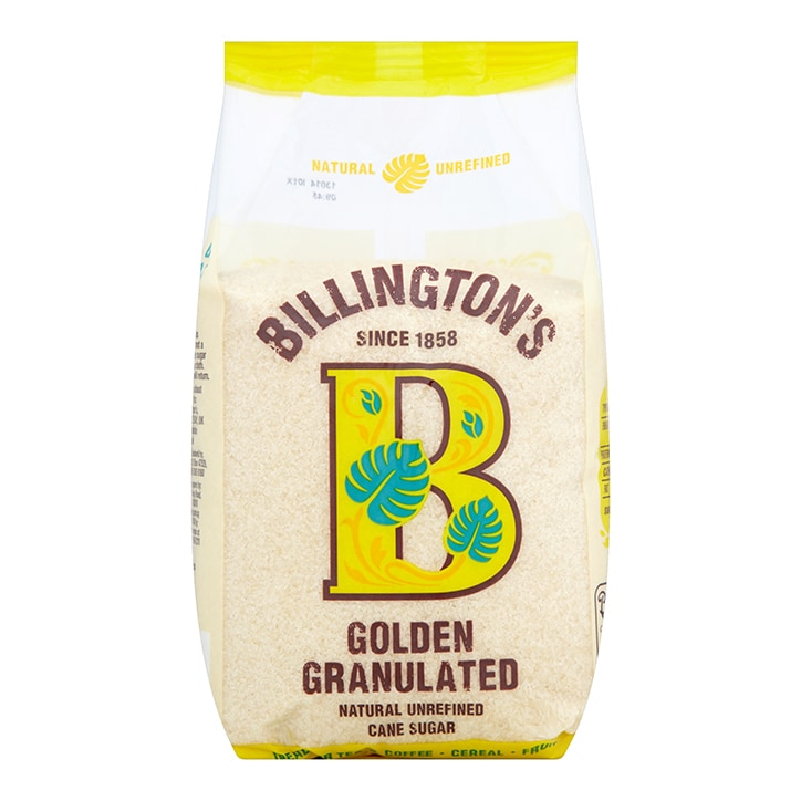 Billingtons Golden Granulated Sugar 1kg