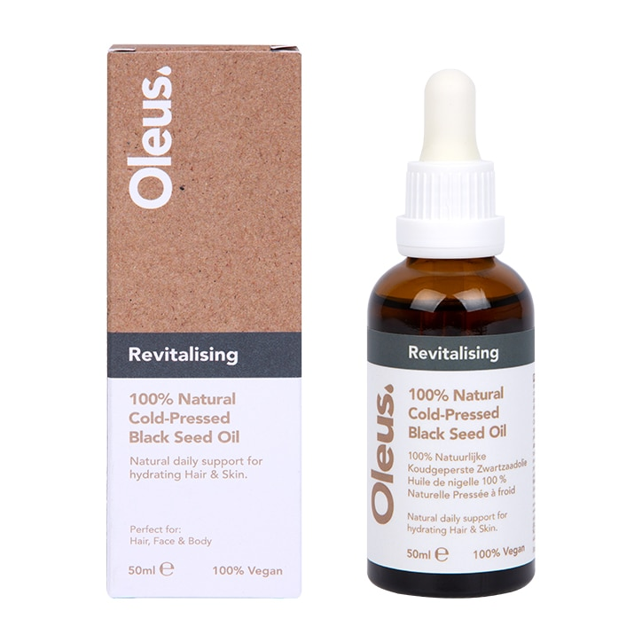 Oleus Black Seed Oil 50ml
