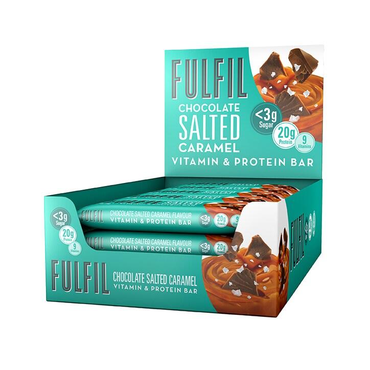 Fulfil Chocolate Salted Caramel 15 x 55g