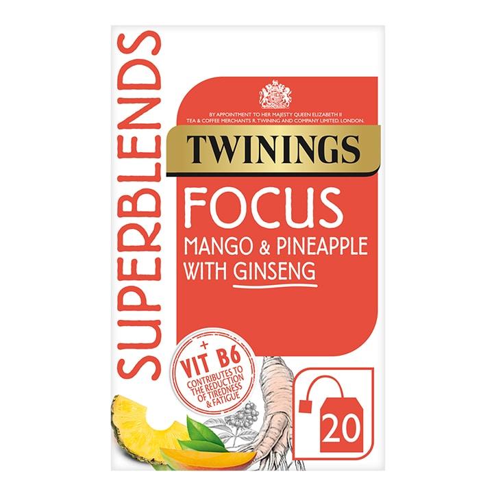 Twinings Super Blends Focus 30g