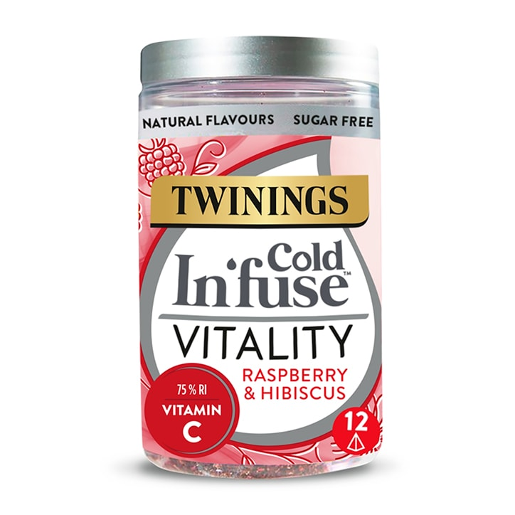 Twinings Infuse Vitality 12 Bags