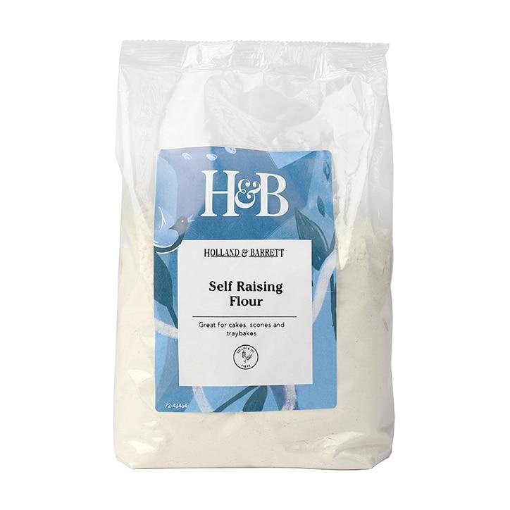 Holland & Barrett Self Raising Flour 500g