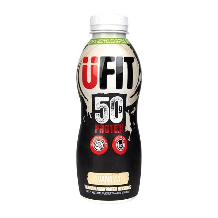 UFIT High Protein Shake Vanilla 500ml