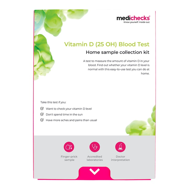 Medichecks Vitamin D Test
