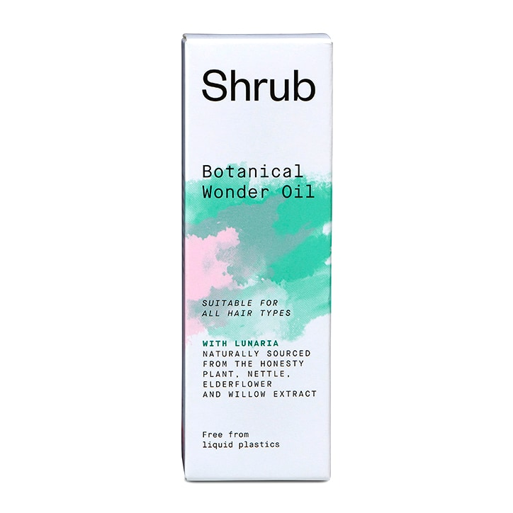Shrub Botanical Wonder Hair Oil