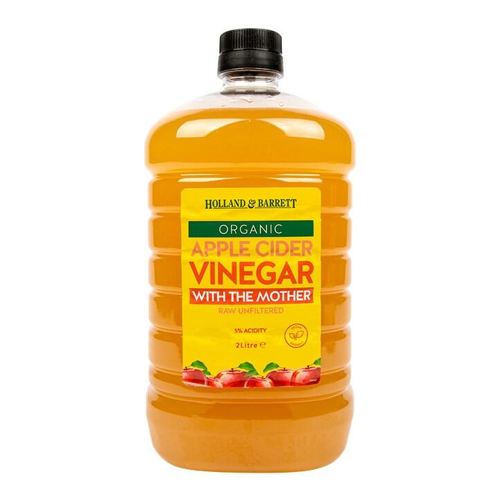 Holland & Barrett Organic Apple Cider Vinegar 2l