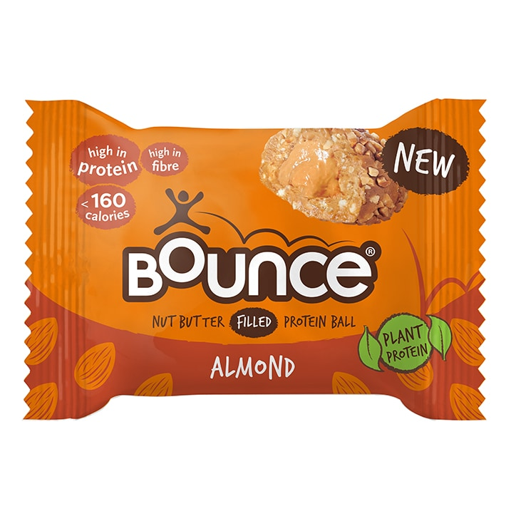Bounce Almond Butter Filled Plant Protein Ball 35g