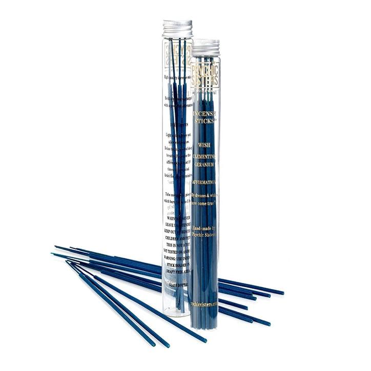 Psychic Sisters Wish Incense Sticks 14 Sticks