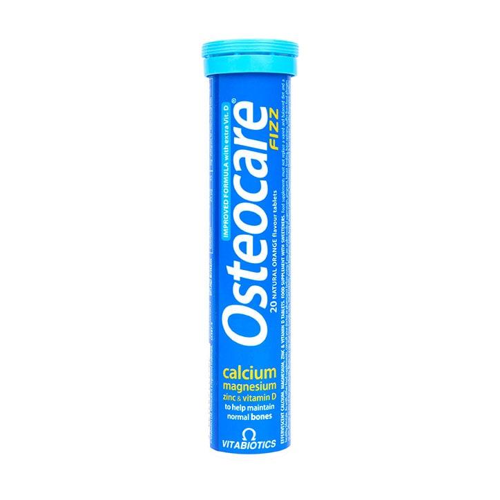 Vitabiotics Osteocare Fizz 20 Effervescent Tablets
