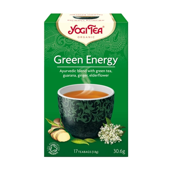 Yogi Tea Green Energy 17 Tea Bags
