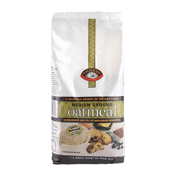 Prewetts Medium Oatmeal 750g
