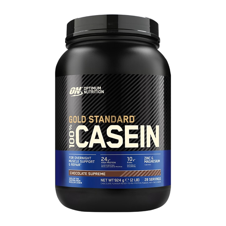 Optimum Nutrition Gold Standard 100% Casein Powder Chocolate 908g